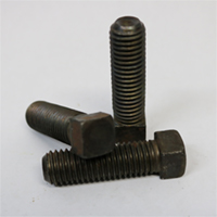 Square headed bolt
